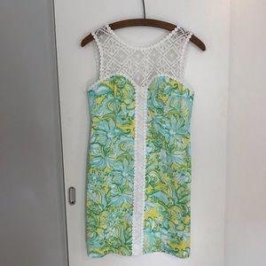 Lilly Pulitzer Sofia Dress Size 0
